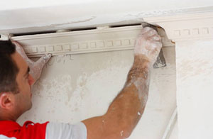 Coving Fitter Aston on Trent Derbyshire - Cornice and Coving Fitters